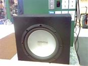 KENWOOD Car Speakers/Speaker System KFC-W12PS